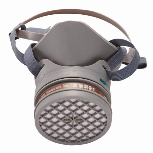 世达硅胶防毒半面罩(FH0501)