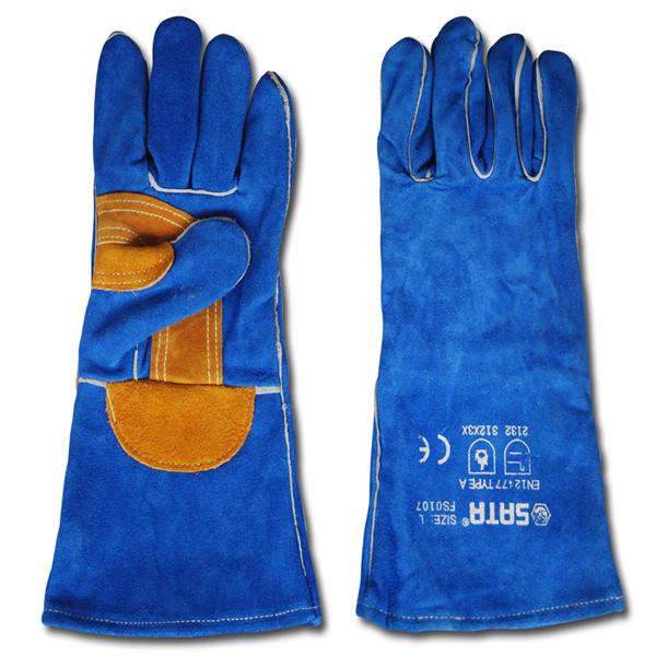 世达斜指焊接用手套(FS0107/FS0108)