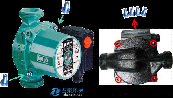 怎样鉴别真正的德国威乐(wilo)水泵