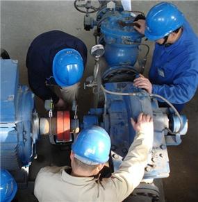 循环水泵在线节能改造服务