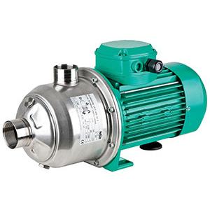 Wilo-MHI卧式多级不锈钢离心泵